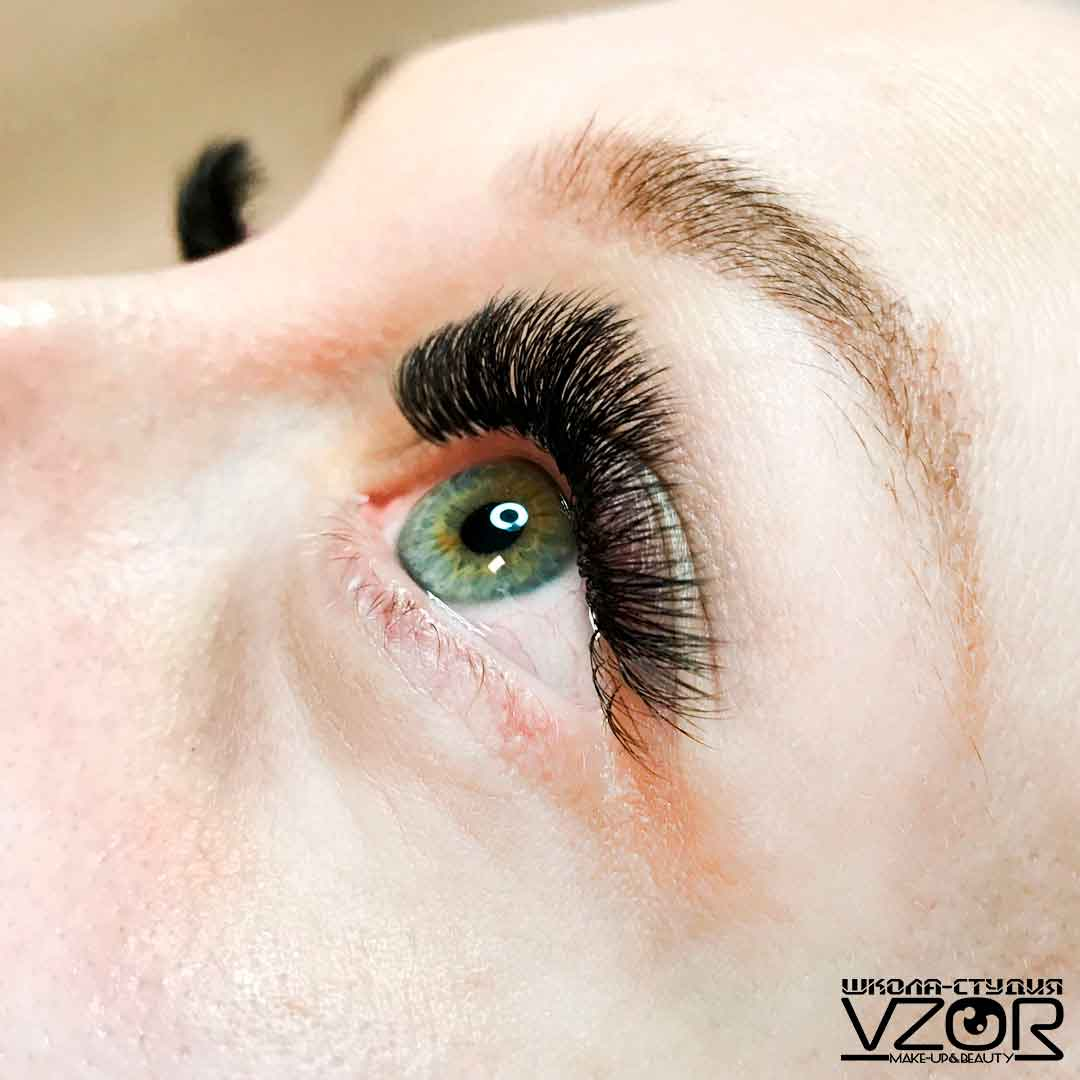 VZOR | eyelash extensions in Moscow
